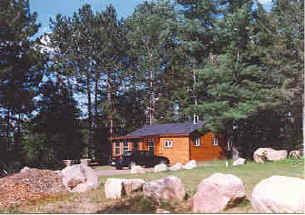 Wisconsin northwoods lake resorts with fishing for Fishing cabin rentals wisconsin